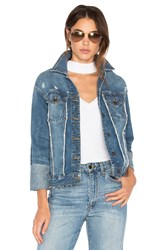 Joe's Jeans The Belize Denim Jacket Blue