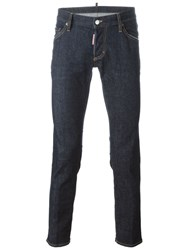 Dsquared2 'Clement' Jeans Blue