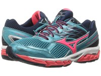 Mizuno Wave Paradox 3 Capri Diva Pink Dress Blue Women's Running Shoes