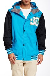 Dcla 14 Snow Jacket Blue