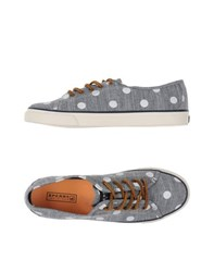 Sperry Top Sider Footwear Low Tops And Trainers Women Grey