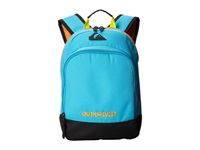 Quiksilver Chompine Backpack Cyan Reef Backpack Bags Blue