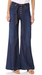7 For All Mankind Wide Leg Lounge Pants Luxe Lounge