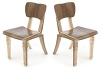 Context Furniture William And Mary Boheme Cafe Chair