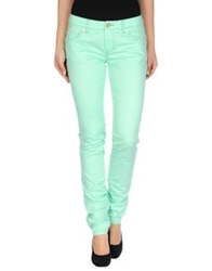 Frankie Morello Casual Pants Light Green