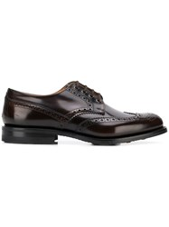 Church's Ramsden Polished Brogues Brown