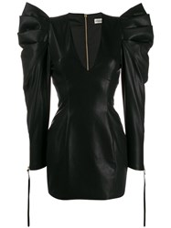 Nineminutes The Sculpted Dress Black