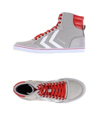 Hummel Sneakers Grey