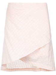 Lilly Sarti Wrap Syle Skirt Cotton Unavailable