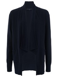 French Connection Bambino Knits Cardigan Utility Blue