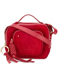 See By Chloe Patti Camera Crossbody Bag Red