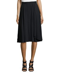 Philosophy Di Alberta Ferretti Pleated Skirt With Draping Details