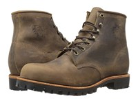 Chippewa Apache Lace Up Chocolate Men's Boots Brown