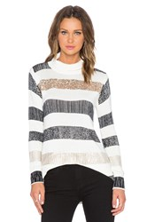 Sass And Bide August Evening Star Sweater Ivory