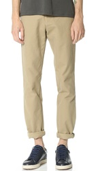Apolis Standard Issue Chinos Khaki