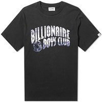 Billionaire Boys Club Mountain Fill Arch Logo Tee Black