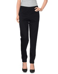 D.Exterior Trousers Casual Trousers Women Black