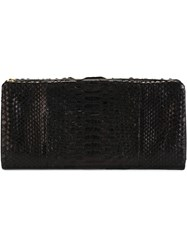 Celine Evening Clutch Black