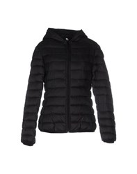 Duck Farm Coats And Jackets Jackets Women Black