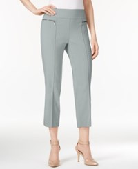 Styleandco. Style Co. Pull On Cropped Pants Only At Macy's Misty Harbor