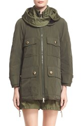 Women's Moncler 'Seriole' Safari Rain Jacket