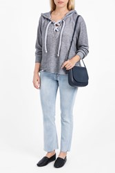Wildfox Couture Women S Hutton Hoodie Boutique1 Grey