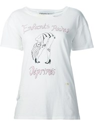 Enfants Riches Deprimes 'Ny Dol'l T Shirt White