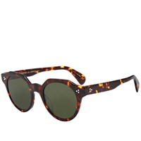 Oliver Peoples Irven Sunglasses Brown
