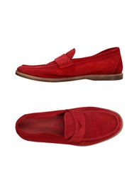 Wexford Loafers Red