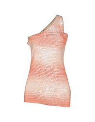 Guess By Marciano Topwear Tops Women Orange
