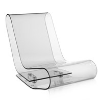 Kartell Lcp Chair Crystal