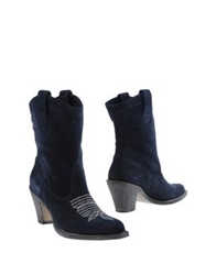 Islo Isabella Lorusso Ankle Boots Brick Red