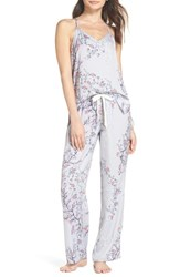 Josie Bardot Dreamland Pajamas Rose With Grey