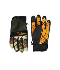 Dakine Crossfire Glove Elk Snowboard Gloves Brown