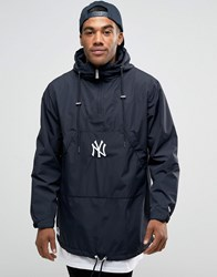New Era Yankees Overhead Jacket Navy