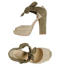 Twin Set Simona Barbieri Footwear Sandals Women Beige