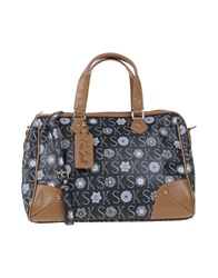 Ken Scott Handbags Black