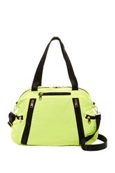 Cynthia Rowley Alex Nylon Duffle Green