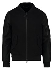 Uniforms For The Dedicated Presley Bomber Jacket Black