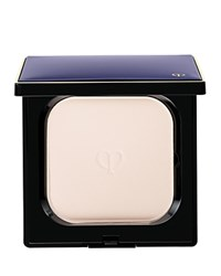 Cle De Peau Beaute Refining Pressed Powder Case Refill And Puff No Color