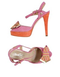 Miss Sixty Sandals Light Purple