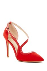 Vince Camuto Truvell Pump Red
