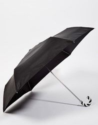 Lulu Guinness Superslim 2 Umbrella Black