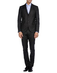Gazzarrini Suits And Jackets Suits Men Black