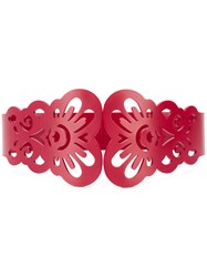 Red Valentino Cut Out Belt 60