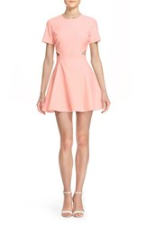 Women's Elizabeth And James 'Leonie' Fit And Flare Dress Cherry Blossom