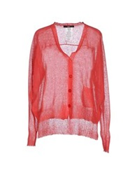Ajay Cardigans Red