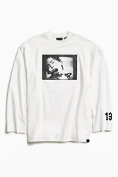 Puma Fenty By Rihanna Heavy Long Sleeve Tee White