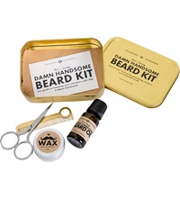 Izola Beard Grooming Kit