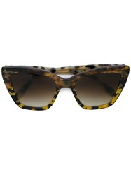 Prism Calvi Sunglasses Brown
